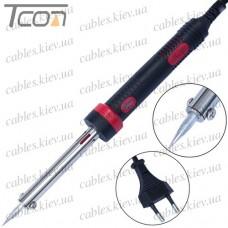 Паяльник HandsKit 908 40W, 220V, пластиковая ручка, нихромовый нагреватель