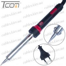 Паяльник HandsKit 908, 80W, 220V, пластиковая ручка, нихромовый нагреватель
