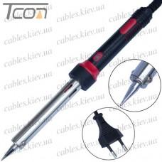 Паяльник HandsKit 908 100W, 220V, пластиковая ручка, нихромовый нагреватель