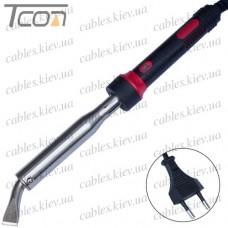 Паяльник HandsKit 908, 150W, 220V, угловое жало,  пластиковая ручка, нихромовый нагреватель