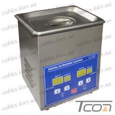 Цифровая ультразвуковая ванна PS-08A, 1,3л, 70Вт, металлическая, Jeken