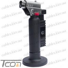 Газовая горелка-паяльник (пьезоподжиг) EX-002, 1300°С, EXtools