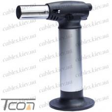 Газовая горелка EX-022 (пьезоподжиг), объём газа 25гр. EXtools