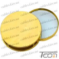 Лупа ювелирная круглая, 4-х кратное увеличение, диам.- 62мм, Zhongdi