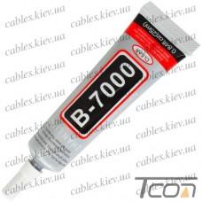 Клей-герметик В-7000 25гр, с дозатором, Zhanlida