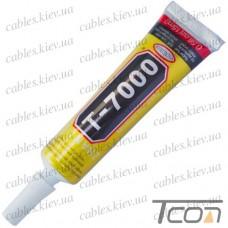 Клей-герметик T-7000 15мл., с дозатором, Zhanlida