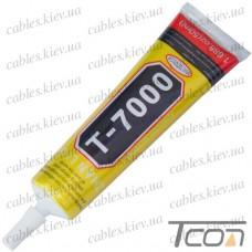 Клей-герметик T-7000 50мл., с дозатором, Zhanlida