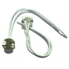 Патрон керамический для галогенных ламп, Tcom