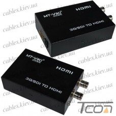 Конвертор 3G/HD/SD SDI в HDMI (MT-SDI02), MT-VIKI