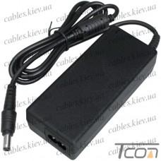 Блок питания кабельный 2,5/5,5мм, 36V, 2A, 220В, Tcom