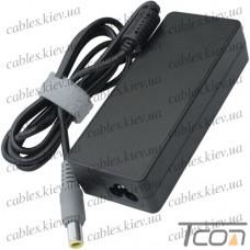 Блок питания ноутбука Lenovo, IBM, Thinkpad, 20V, 4.5A, 7,9/5,5мм