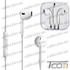 Наушники для iPhone, Tcom