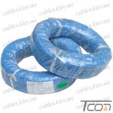 Провод силиконовый 1 жила 13AWG (2,5мм.кв.), синий, 100м, HandsKit