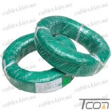 Провод силиконовый 1жила 16AWG (1,3мм.кв.), зелёный, 200м, HandsKit