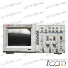 Цифровой осциллограф UTD-2025C, UNI-T