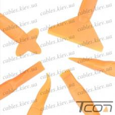 Набор пластиковых лопаток для ремонта телефонов Jakemy OP16 (6 приборов)