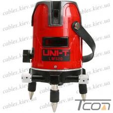 Лазерный уровень (нивелир) UNI-T LM-520