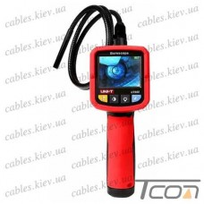 """Цифровой USB-эндоскоп UNI-T UT-665 с 2.4"""" TFT-дисплеем"""